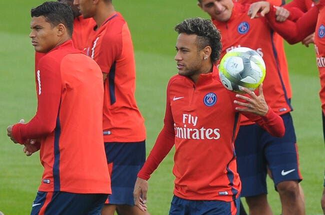 PSG: Avec Neymar à Guingamp, la bonne nouvelle confirmée