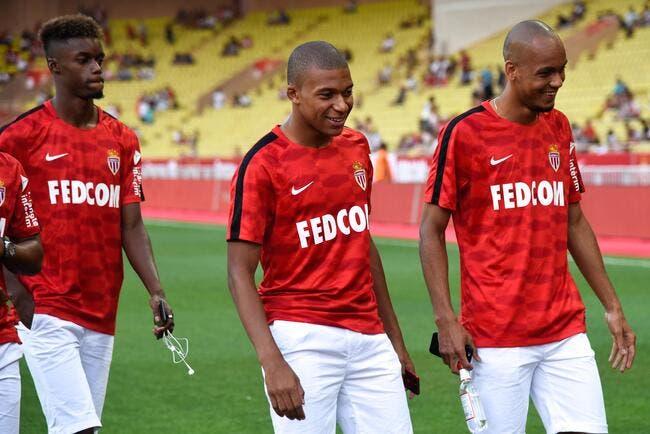 PSG: Mbappé et Fabinho, Monaco ouvre enfin la porte à Paris