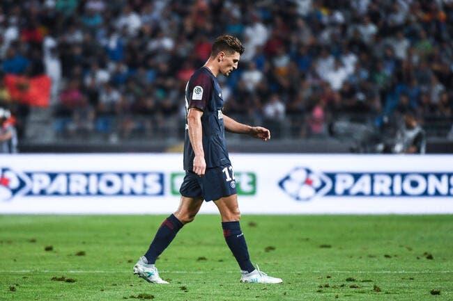 PSG: Thomas Meunier en fuite vers le Real Madrid
