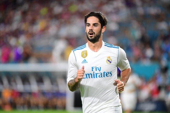 Real Madrid: Isco, le premier joueur qui vaut 700 ME