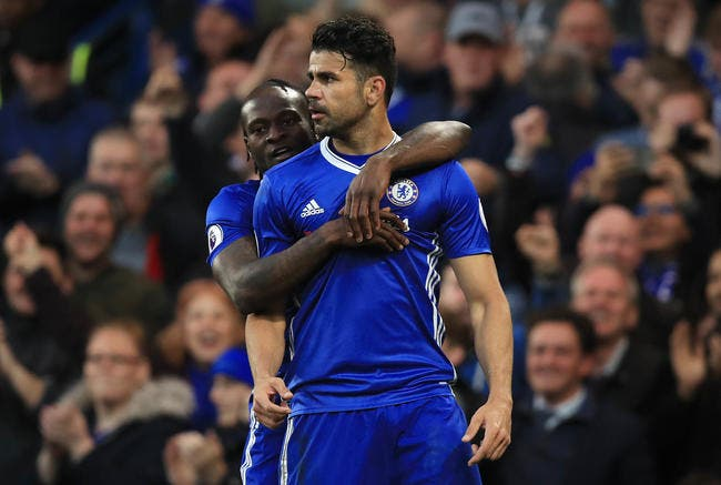 Diego Costa met ses menaces à exécution contre Chelsea