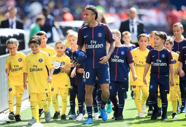EAG : 80.000 demandes de tickets pour le PSG de Neymar !