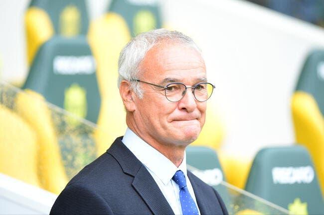 Nantes : Une deuxième défaite contre l'OM, Ranieri est ravi