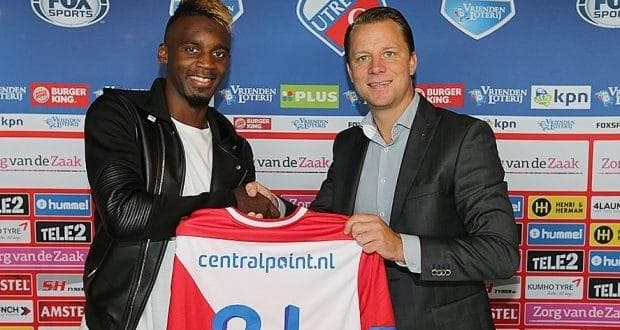 PSG : Bahebeck prêté à Utrecht