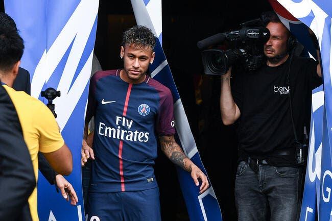 PSG : Neymar paie une amende de 2,1ME, son avocat grogne