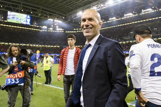 Real: Salaire, primes… Zidane touche le jackpot et va prolonger