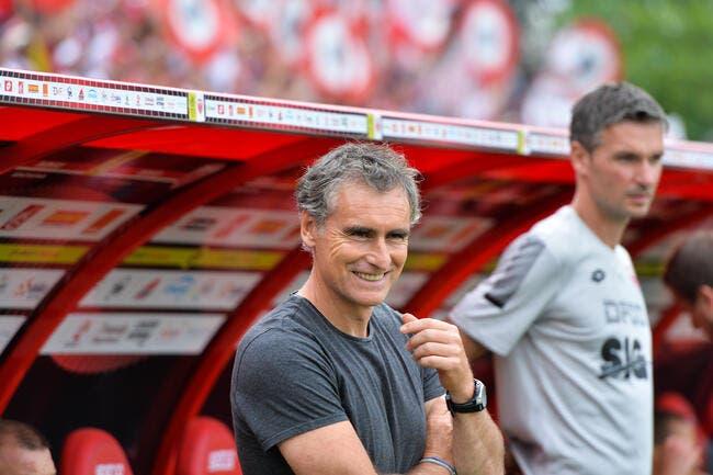 Dijon : Dall'Oglio détruit sa défense et demande une recrue