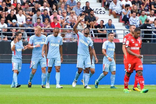 Dijon - Monaco 1-4
