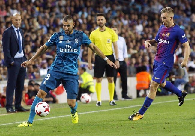 Supercopa : Le Real et Cristiano Ronaldo font chuter le Barça