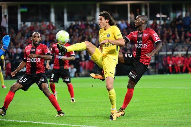 Guingamp - PSG : 0-3