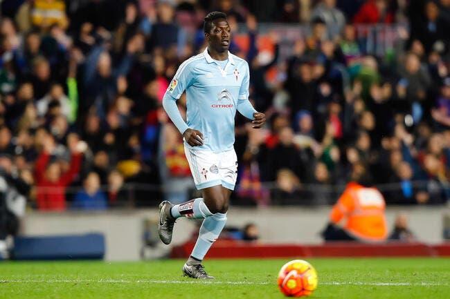 Cheikh Diop recruté par Lyon cet été — Espagne Celta Vigo