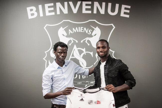 Officiel : Amiens recrute Moussa Konaté