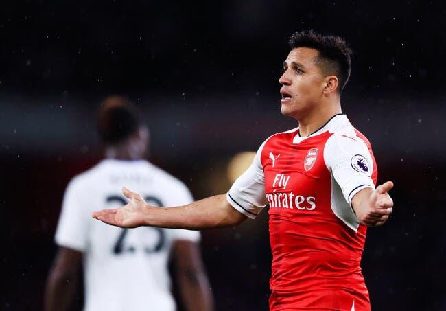 L'argent ou Alexis Sanchez, Wenger a fait son choix — Arsenal