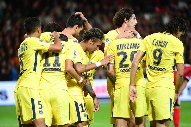 PSG : Avec Dani Alves et Neymar, c'est le feu avoue Rabiot