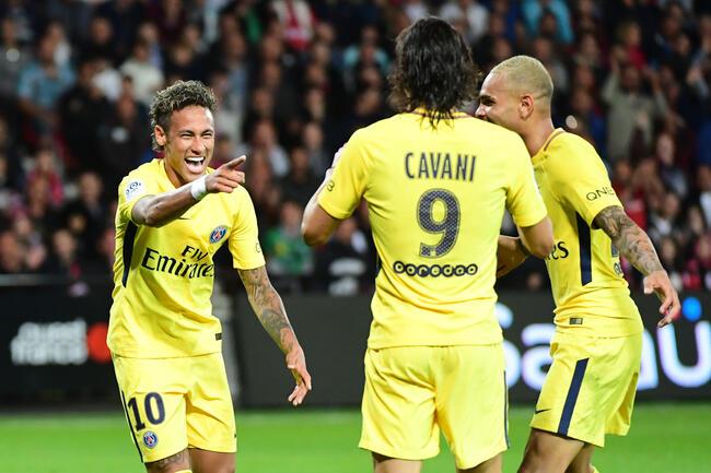 PSG : Ménès et Beye sont admiratifs devant Neymar