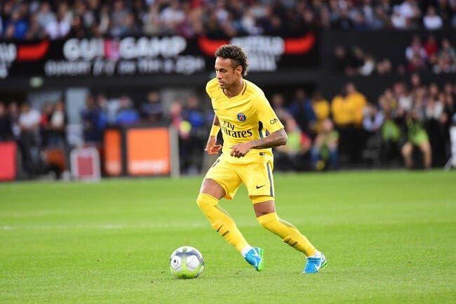PSG : Neymar = 44 400 000 pintes, Guingamp réclame la tournée du patron