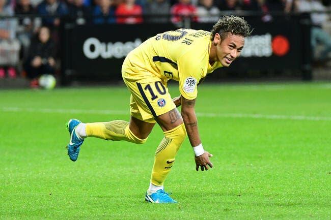PSG : Neymar a « le même plaisir ici qu'avec le Barça »