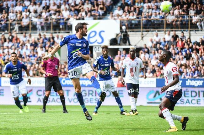Strasbourg – Lille 3-0