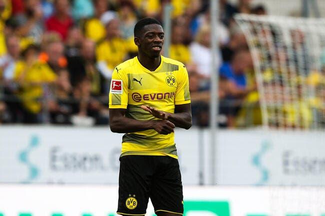 Mercato : Dortmund et le Barça avancent pour Dembélé