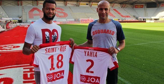 Officiel : Nancy recrute Yahia et Saint-Ruf