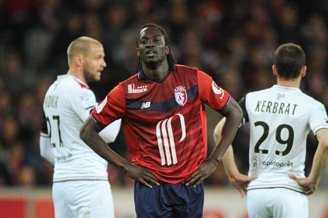 Lille : cinq clubs étrangers sur Eder