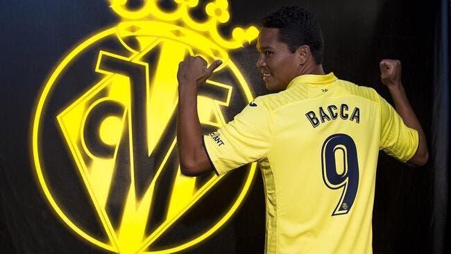 Officiel : Carlos Bacca signe à Villarreal