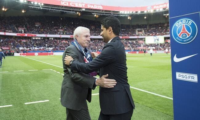 Officiel : Luis Fernandez directeur sportif du centre de formation du PSG