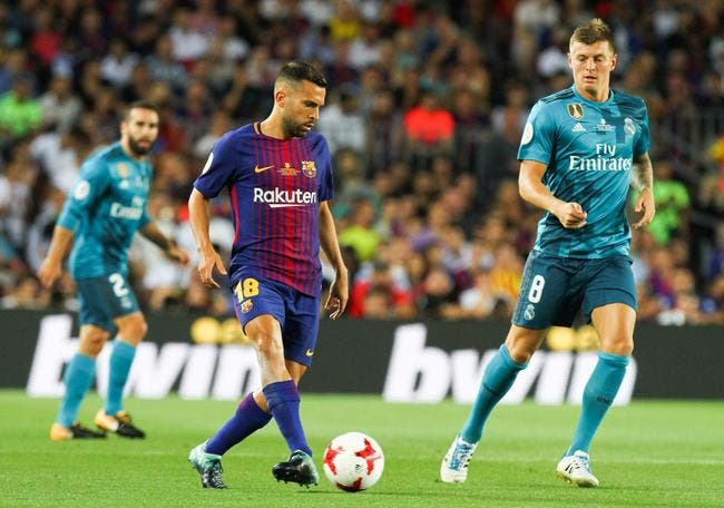 Real Madrid - FC Barcelone : Les compos (23h sur Canal+)