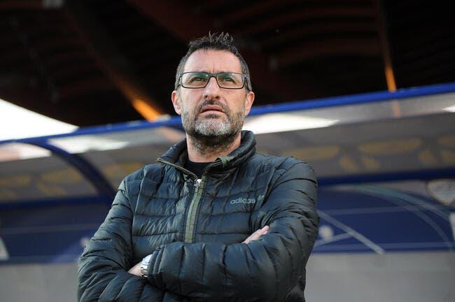 Bastia : Le Sporting a un nouveau président et un nouvel entraîneur !