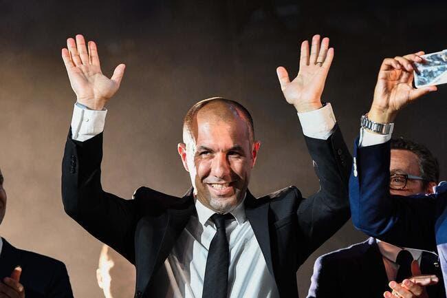 Zidane nommé pour le meilleur entraîneur de l'année