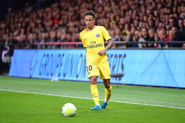 FIFA : Neymar en lice pour être le meilleur joueur de la saison