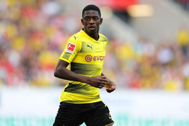 Mercato: Dembélé proche du Barça? Dortmund n'est pas au courant...