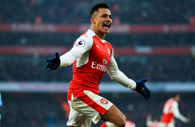 Mercato : PSG, Man City… Le clan Alexis Sanchez ne cache rien