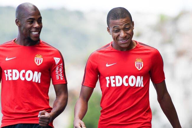 PSG : Maxwell et Henrique débarquent à Monaco pour Mbappé !
