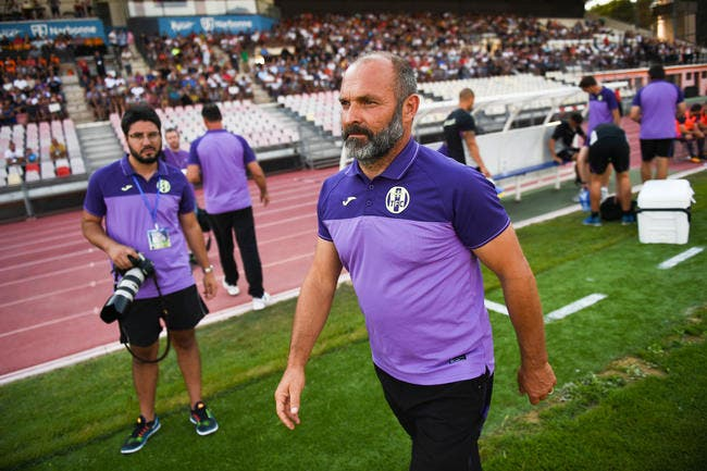 TFC: Pour battre le PSG au Parc, Dupraz annonce sa tactique