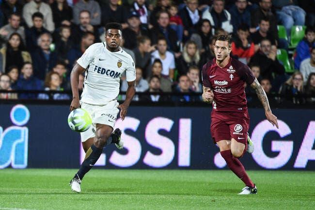 L1 : Monaco et Falcao battent un record à Metz