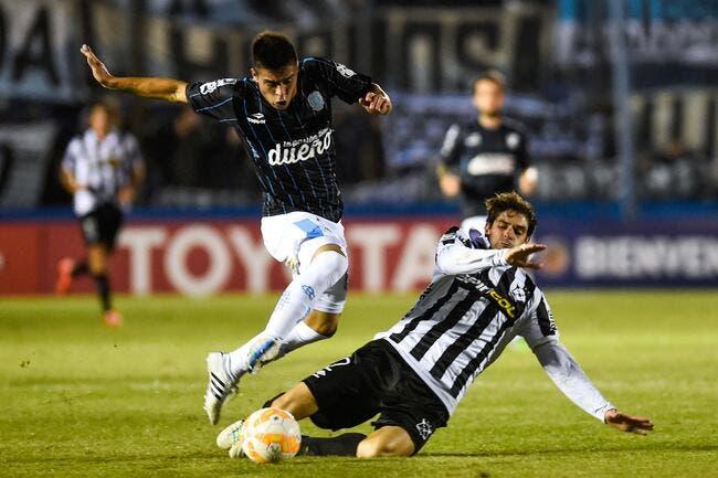 Mercato : Un sulfureux buteur argentin prêté au FC Metz ?