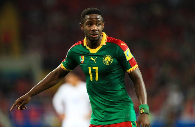 ASSE : Garcia cible un international camerounais au mercato