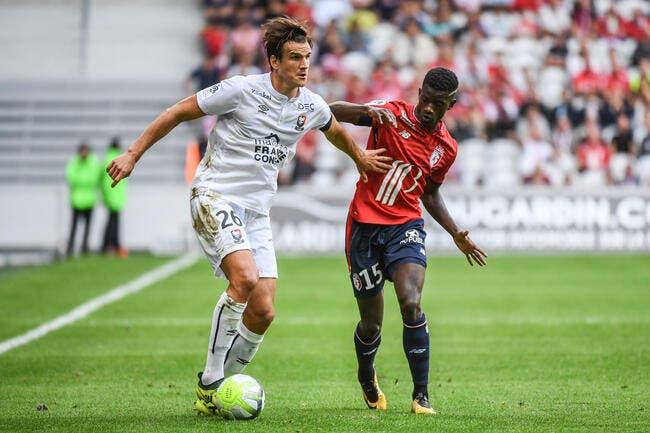 Avec Koffi et Pépé contre Caen — Lille