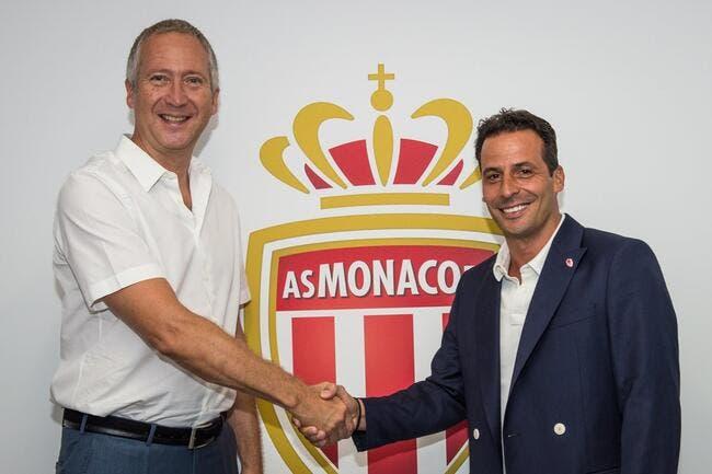 Officiel : Ludovic Giuly revient à l'AS Monaco