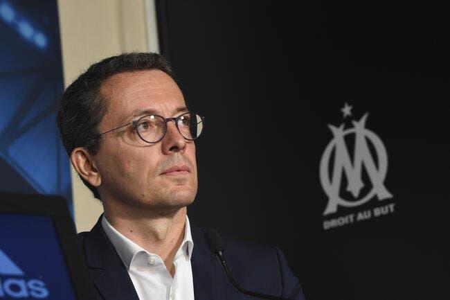 Eyraud explique pourquoi Giroud n'est pas venu à l'OM