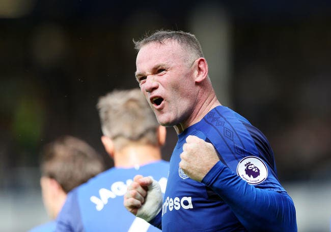 Premier League: Rooney passe la 200e et ralentit City