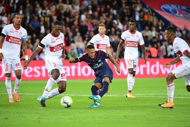 TFC : « Rafraîchissant, ahurissant »... Dupraz bave devant Neymar