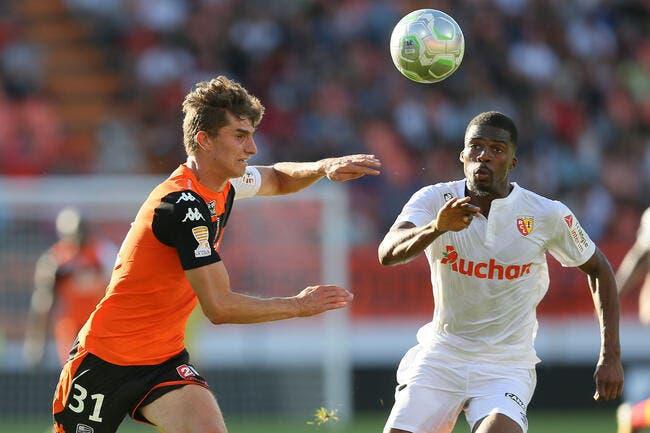 CdL : Lorient - Lens : 3-2