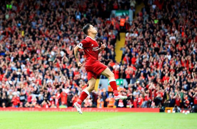 Mercato : Malgré 130ME du Barça, Coutinho va rester à Liverpool !