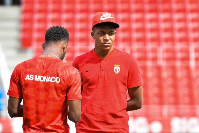 Les Ultras de Monaco remontés contre Kylian Mbappé