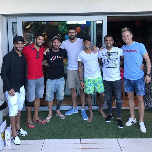 Neymar trolle Piqué à son tour