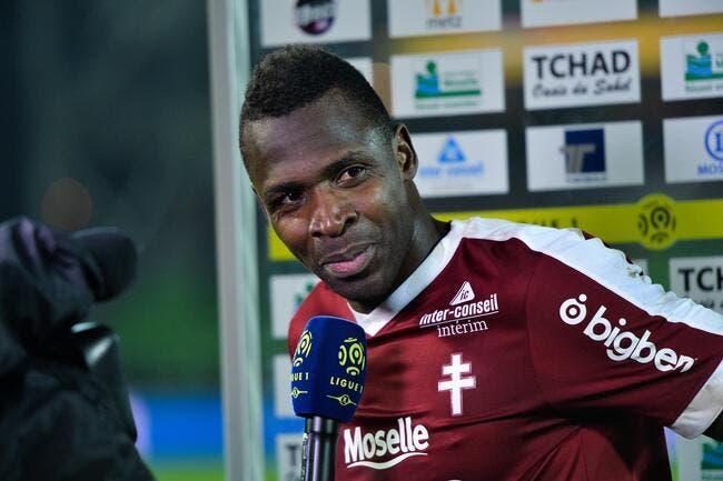 Guingamp veut associer Cheick Diabaté à Jimmy Briand — Mercato