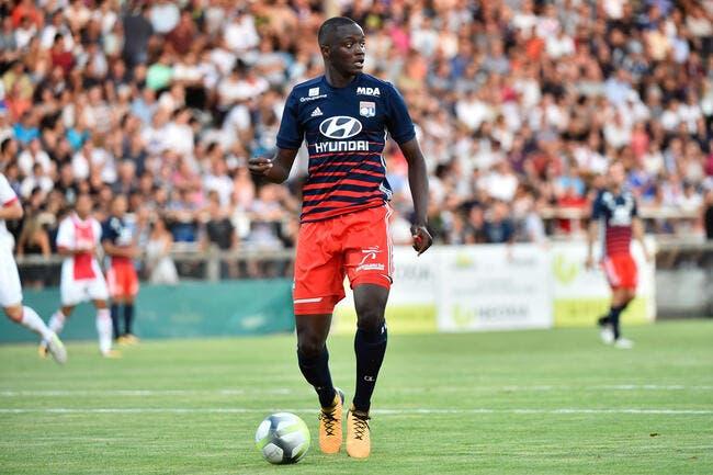 Maxwel Cornet titulaire à la place de Memphis Depay à Nantes — Lyon