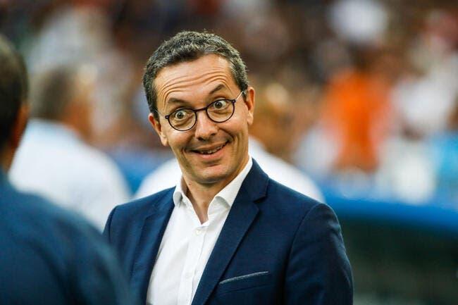 OM: Eyraud fait le malin après la qualification de Marseille
